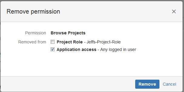 Jira Lesson 05 Project Permission Scheme