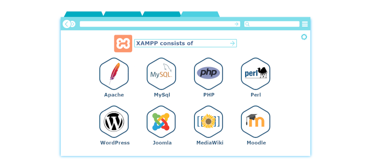 How to install xampp to build web applications in PHP and MySql